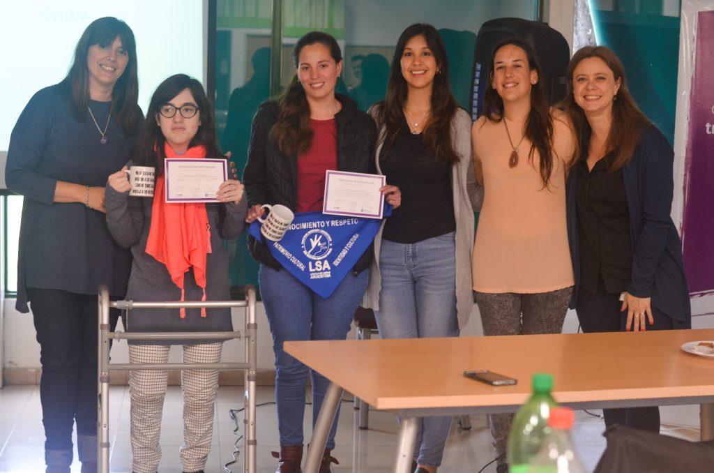 Participantes de la mentoría