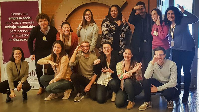 Workshop en Google Argentina